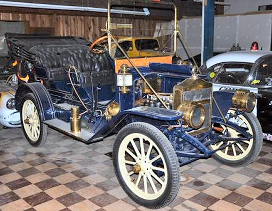 Photo of 1910 Maxwell Model Q Touring