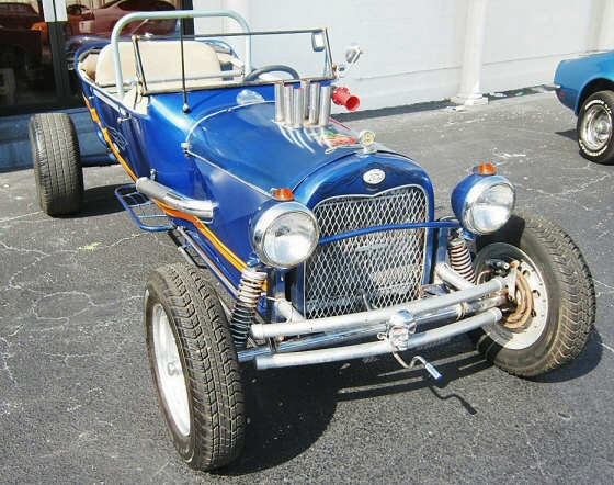 Photo of  1916 Ford T Touring Street Rod