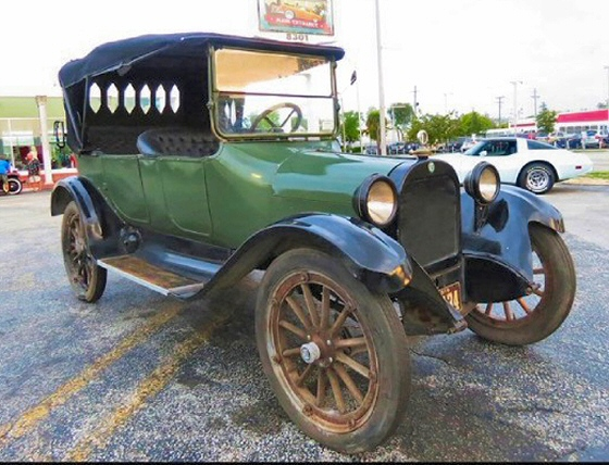 Photo of 1918 Dodge Touring Barn Find