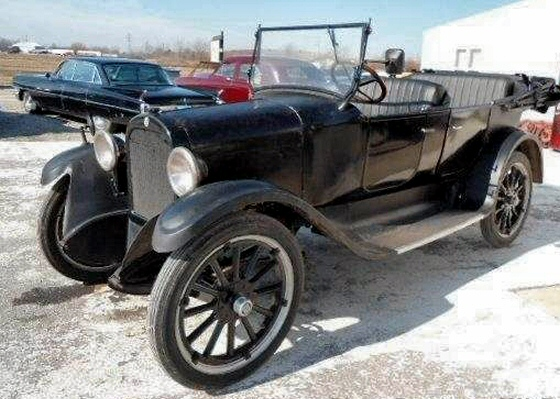 Photo of 1921 Dodge Touring Convertible