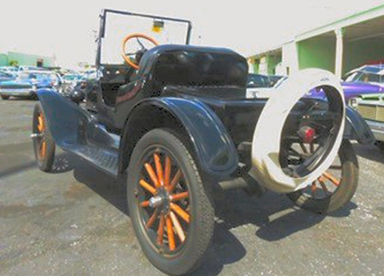 Photo of 1921 Ford Model T Speedster