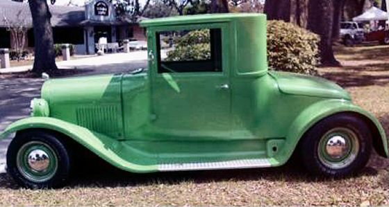 1923 Dodge Coupe Street Rod