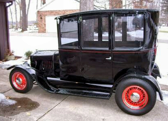 Photo of 1923 Ford Center Door Model T All Steel Street Rod