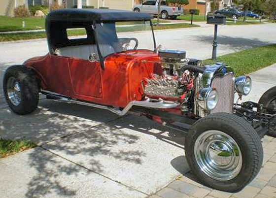 Photo of 1923 Ford Roadster Street Rod