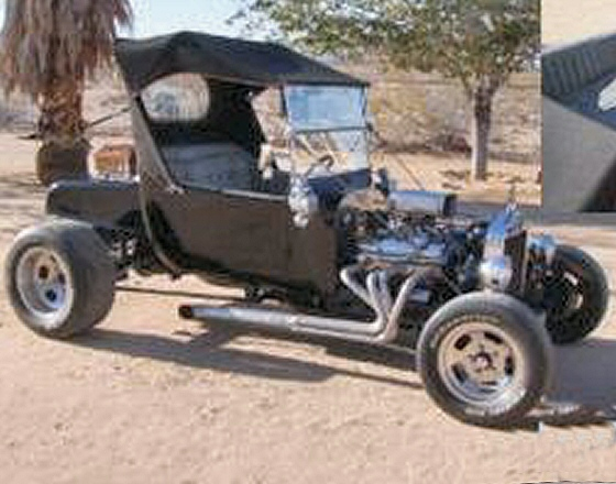 Photo of 1923 Ford T Bucket Hot Rod/Street Rod