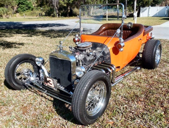 Photo of 1923 Ford T-Bucket Street Rod