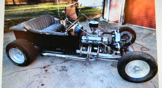 Photo of 1923 FORD T BUCKET ROD