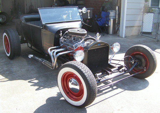 Photo of 1923 FORD T BUCKET Street Rod