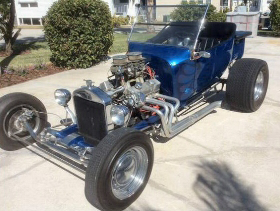 Photo of 1923 Ford T Bucket Street Rod With 383 Motor