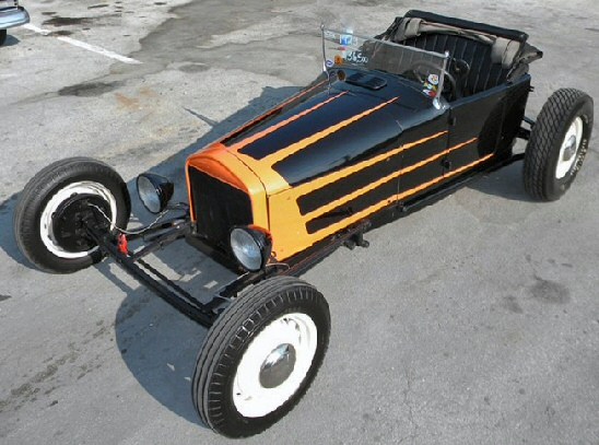 Photo of 1923 Ford Track T Street Rod