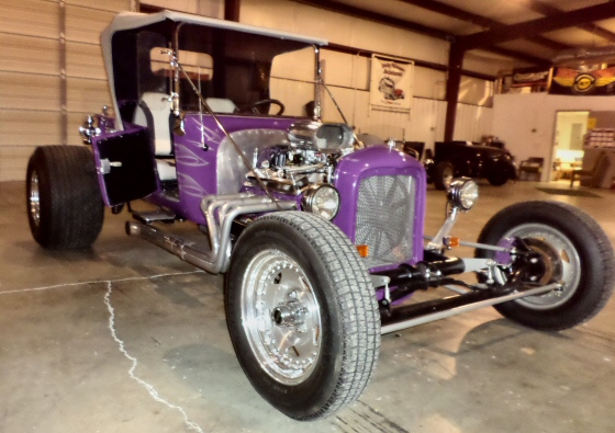 Photo of 1923 Ford T Bucket 