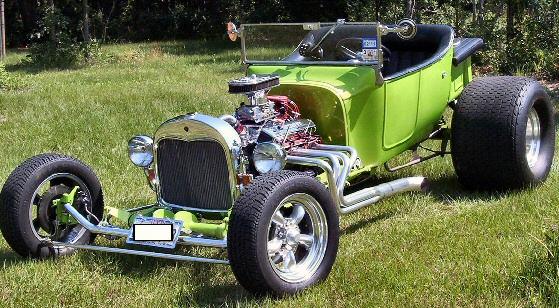 1923 T-Bucket Street Rod