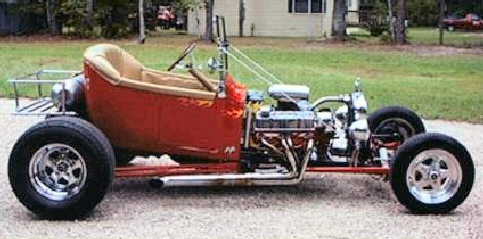 1923 Ford  T Bucket Street Rod