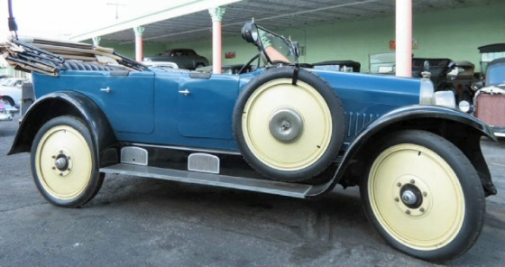 Photo of 1924 Nash Special Six Touring