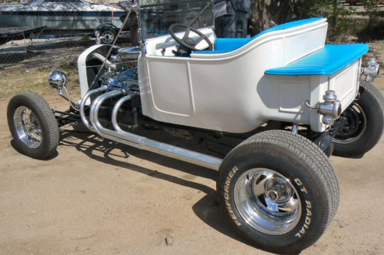 Photo of 1925 Ford T-Bucket Street Rod