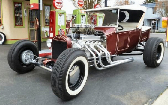 Photo of 1925 Model T-Bucket Tommy Ivo Tribute Roadster