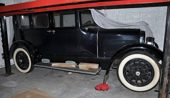 Cars For Sale In Cleveland Ohio >> 1926 Chandler Metropolitan 4 DR Sedan