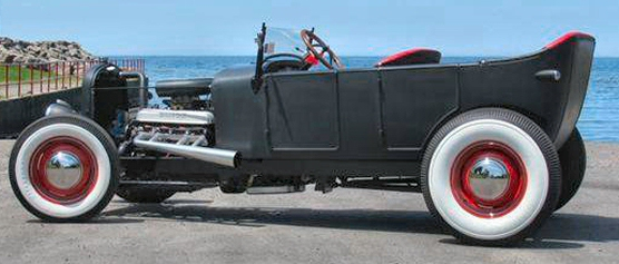 1926 Ford Model T Touring Street Rod