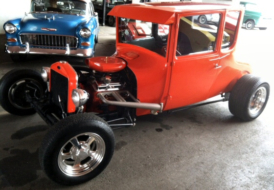 Photo of   1926 Ford T Coupe Street Rod