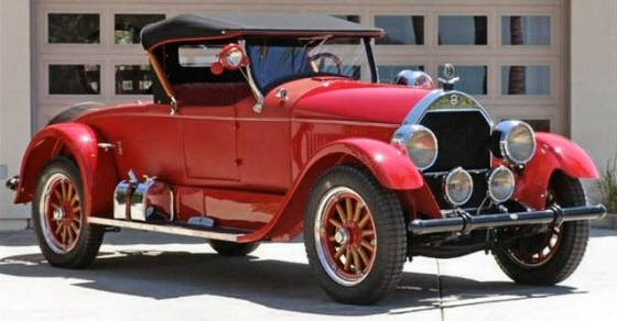 Photo of 1926 Stutz Model 695 Roadster With  Weyman-American Body