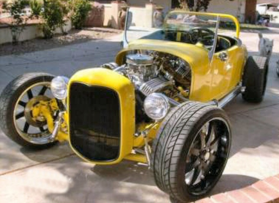Photo of 1927 Ford Low Boy Street Rod With Low Mileage