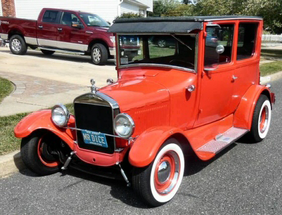 Photo of 1927 Ford Model T All Steel Street Rod