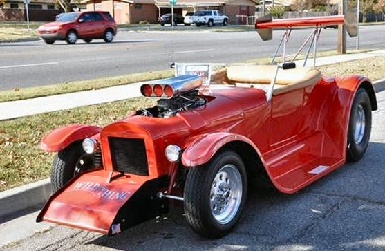 Photo of 1927 Ford Pro Street Roadster