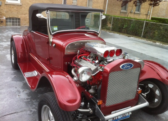 Photo of 1927 Ford Roadster Replica Street Rod