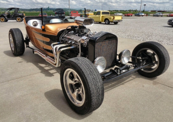 Photo of 1927 FORD T BUCKET ROADSTER HOT ROD