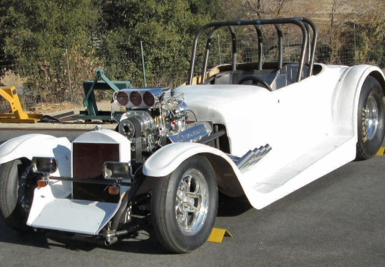 Photo of 1927 Ford T Altered Two Seater Street Legal Race Car