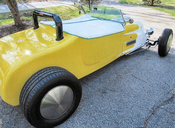 Photo of 1927 FORD  TRACK T  ROADSTER