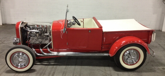 Photo of 1927 Ford Model T Hot Rod Roadster Pickup Truck