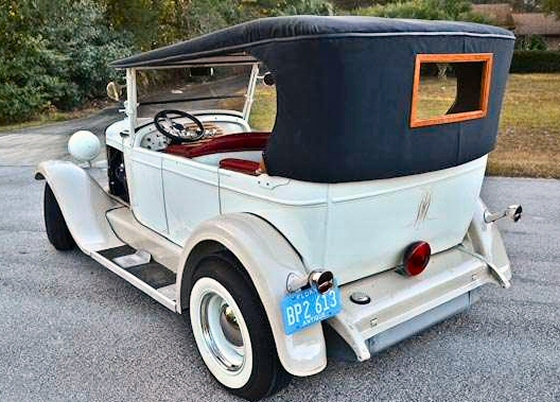 Photo of 1928 Chevy Phaeton Street Rod