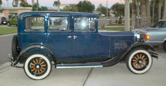 Photo of 1928 DODGE BROTHERS FAST FOUR  RESTORED