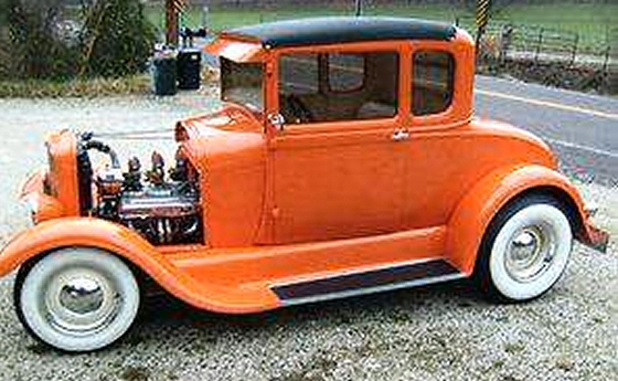 Photo of 1928 Ford Coupe  Rod