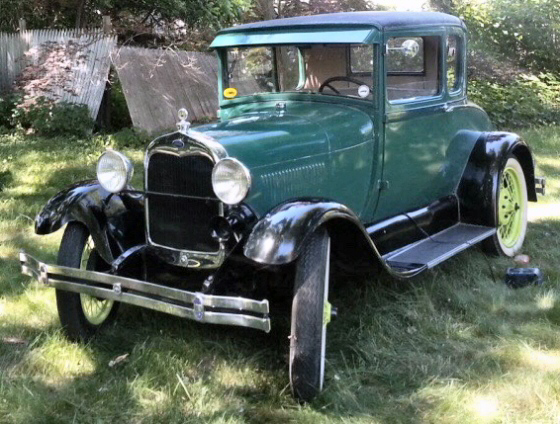 Photo of 1928 Ford Model A 2 Door