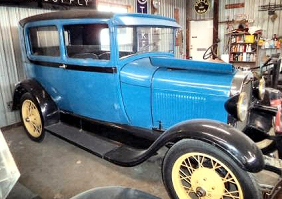 Photo of 1928 Ford Model A 2DR Sedan