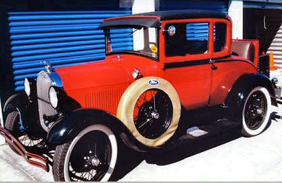 Photo of 1928 FORD MODEL A COUPE RESTORED