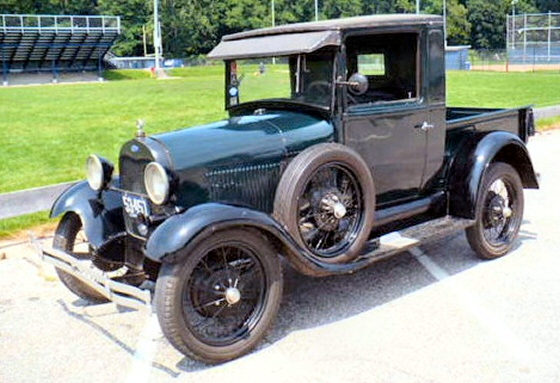 Photo of 1928 Ford Model A 1/2 Ton Pickup Older Restoration