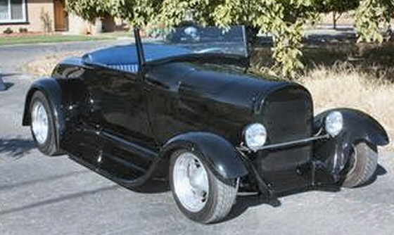 Photo of 1928 Ford Model A Roadster Street Rod