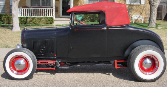 Photo of 1928 Ford Model A Street Rod