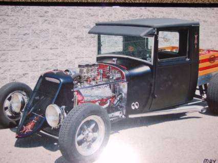 Photo of 1928 FORD STEEL PICKUP STREET ROD