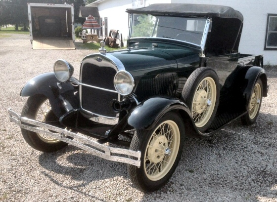 Photo of 1928 FORD MODEL A ROADSTER PICKUP IMMACULATE OLDER RESTORATION