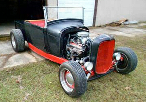 Photo of 1928 Ford Roadster Pickup Street Rod