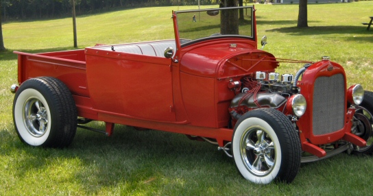 1928 Ford Roadster Pickup Street Rod