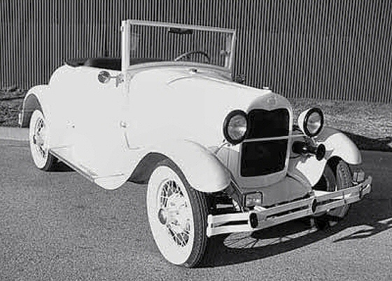 Photo of 1928 FORD ROADSTER
