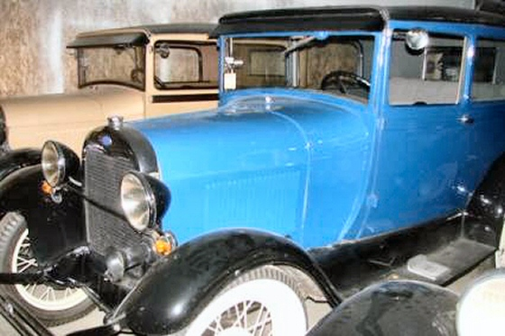 Photo of 1928 Ford Model A 2DR Recent Professional  Restoration