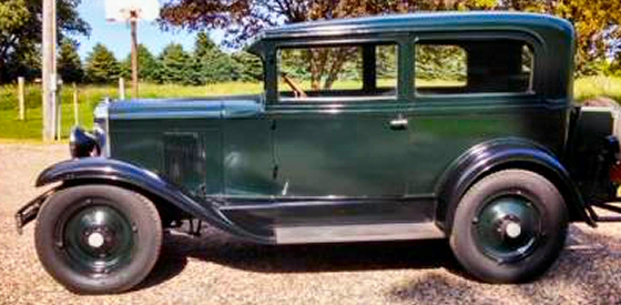 Photo of 1929 Chevrolet Coupe With 56K Miles