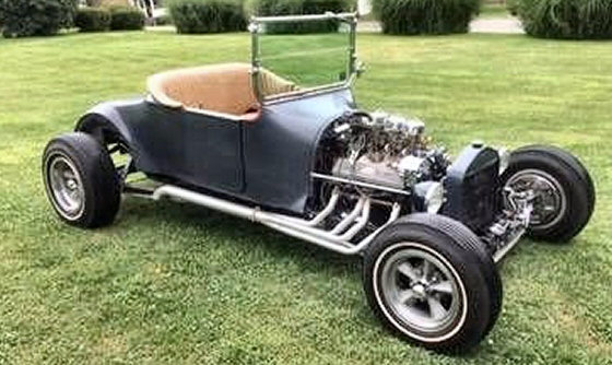 Photo of 1929 Dodge Roadster Steel Hot Rod