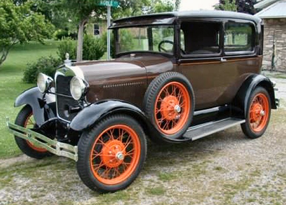 Photo of 1929 Ford 2DR Sedan